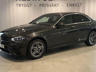 begagnad Mercedes E300 - Benz4MATIC Plug - in Hybrid / / Dragkrok