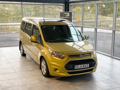 begagnad Ford Tourneo Connect 1.6TDCi 115hk/7-sits/panorama