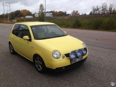 gebraucht VW Lupo 1,4L ny bes -00