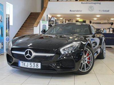 begagnad Mercedes AMG GT S 510hk V8 2400 MIL