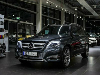 begagnad Mercedes GLK220 CDI 4MATIC 7G-Tronic Drag Värmare Navi