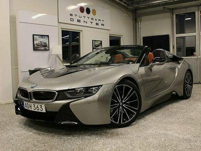 begagnad BMW i8 Roadster 2019, Sportkupé 1 075 000 kr