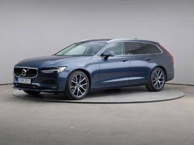 begagnad Volvo V90 D5 AWD Business Advanced VOC Drag