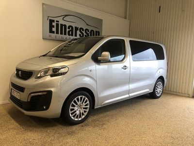 begagnad Peugeot Expert Traveller L2 2.0 180 AUT *Panorama*Värmare*