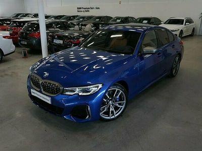begagnad BMW M3 40i xDrive MHEV Värmare Drag Laser Taklucka 2021, Sedan Pris 679 800 kr
