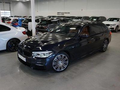begagnad BMW 530 d xDrive M-Sport Driving Plus B&W Parking Plus
