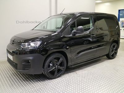 begagnad Citroën Berlingo ALL BLACK 100hk