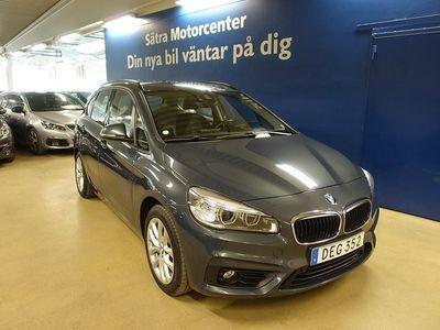 begagnad BMW 220 Active Tourer d xDrive Steptronic Advantage Euro 6 190hk