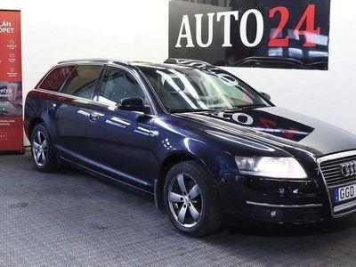 begagnad Audi A6 2.0 TDI Drag Alcantara/Skinn Xenonlju