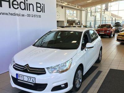 begagnad Citroën C4 1.6 Nordic Edition
