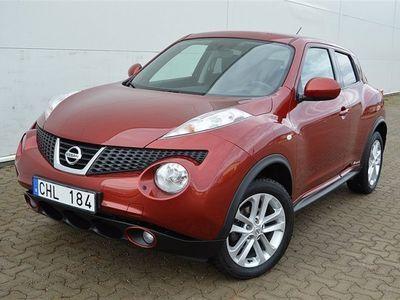 begagnad Nissan Juke 1.6 Acenta Elegance 3300mil