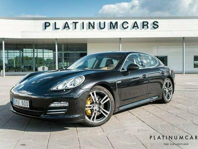 begagnad Porsche Panamera 4S 4.8 V8 PDK Låga Mil 2010, Halvkombi 389 000 kr