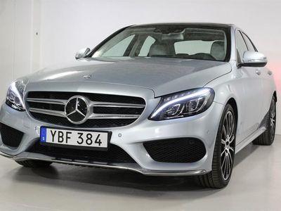 begagnad Mercedes C220 BlueTEC AMG / Luxury