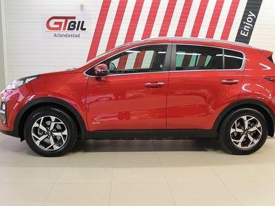 begagnad Kia Sportage 1.6 CRDi AWD Advance DCT Eu6 136hk