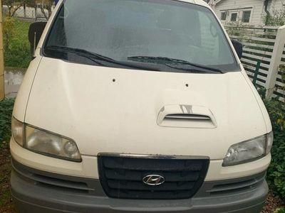 begagnad Hyundai H-1 PICKUP 2,5 T