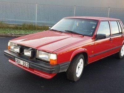 begagnad Volvo 744 Ny bes veteran -89