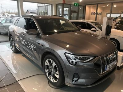 used Audi E-Tron 55 quattro Nu för beställning