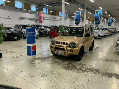 begagnad Suzuki Jimny 1.3 4WD Ny Bes Ny Servad (80hk)