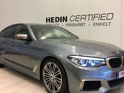 begagnad BMW M550 i XDRIVE Sedan, Dragkrok