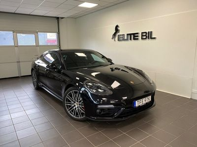 begagnad Porsche Panamera Turbo 550hk Night Vision