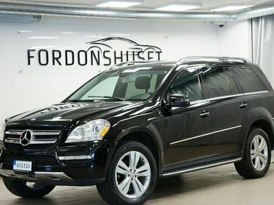 begagnad Mercedes 450 GL Benz4MATIC | DRAGKROK | LÅGA MIL 2012, Kombi Pris 259 000 kr