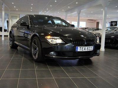 begagnad BMW 635 d Coupé Automat 286hk **Vinterhjul**