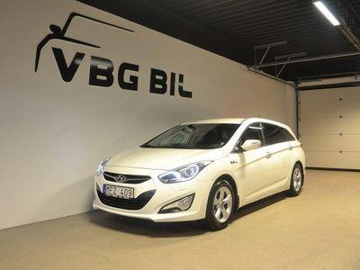 begagnad Hyundai i40 1.7 CRDi Business 136HK Drag