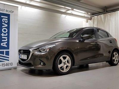 begagnad Mazda 2 1.5 SKYACTIV-G 115hk Euro 6 -15