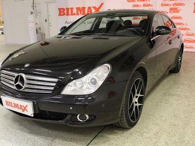 begagnad Mercedes CLS500 V8 A/T