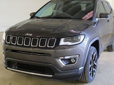 "begagnad Jeep Compass LIMITED 1.4 170HK ATX 4WD 19"" K4"
