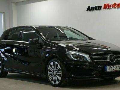 begagnad Mercedes 180 A Benz A 2.7G-DCT AMG Euro 6 2016, Halvkombi Pris 179 900 kr