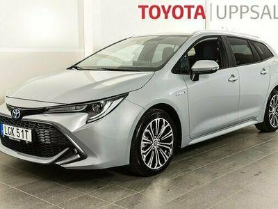 begagnad Toyota Corolla Verso Corolla Kombi 1.8 Elhybrid Style SPI 2021, Kombi Pris 238 900 kr
