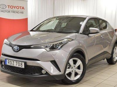begagnad Toyota C-HR 1.8 Hybrid X-Edition JBL Skinn V- -19