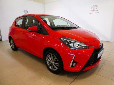 begagnad Toyota Yaris 1.5 VVT-i ACTIVE 2017, Halvkombi 114 900 kr