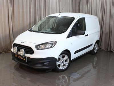 begagnad Ford Transit Courier 1.5 TDCi Euro 6 1 Ägare
