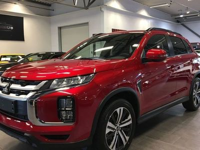 begagnad Mitsubishi ASX KOMFORT 2.0 150Hk CVT 4WD Nya 2020