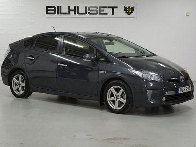 begagnad Toyota Prius Plug-in Hybrid 1.8 VVT-i Executive 136hk