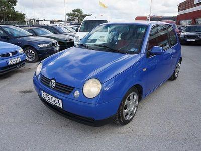 begagnad VW Lupo 1.0 Nybesiktigad,Dragkrok