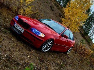 begagnad BMW 320 e46 d -02