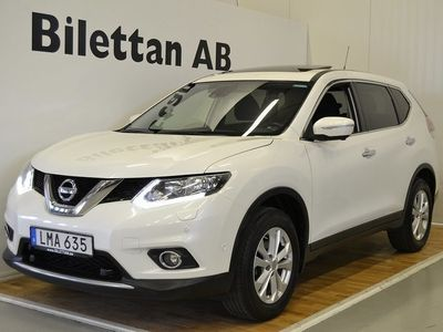 brugt Nissan X-Trail 1.6 DIG-T Euro 6 163hk Panoram -16