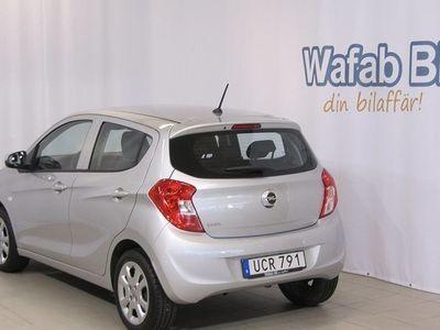 begagnad Opel Karl enjoyEnjoy 5-door B10XE, 55 kW 75 hp MT5 2016, Halvkombi 104 900 kr
