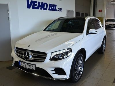 brugt Mercedes GLC250 4Matic, AMG Line, Panorama, Värmare