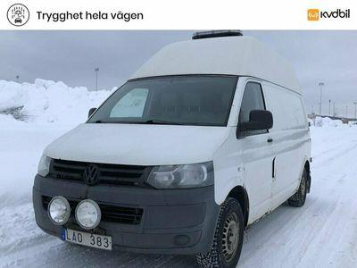 begagnad VW Transporter SKÅP 2,0