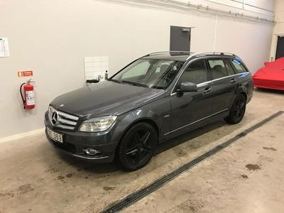 begagnad Mercedes C180 Avantgarde/Aut/Drag 156hk Nyservad