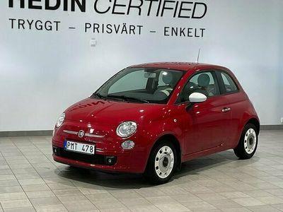 begagnad Fiat 500 1.2 Manuell. . 2013 2013, Halvkombi Pris 69 000 kr