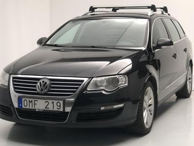 begagnad VW Passat 3.2 V6 Variant 4-Motion