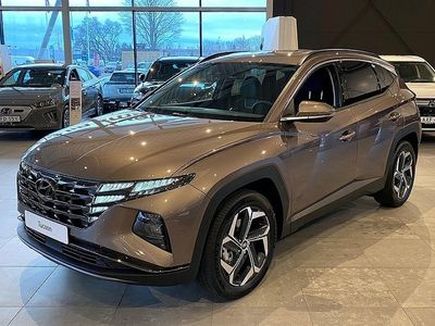 begagnad Hyundai Tucson 1.6T MHEV 180hk 4WD Advanced 7DCT