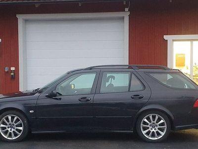 begagnad Saab 9-5 Sportcombi 2,3T - 0kr kontant - Byte
