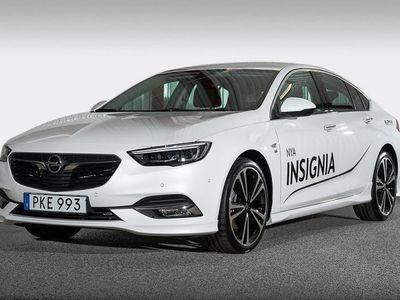 begagnad Opel Insignia Business 5-dörrar Grand Sport 2.0 CDTI Start Stop MT6 2017, Halvkombi 279 900 kr