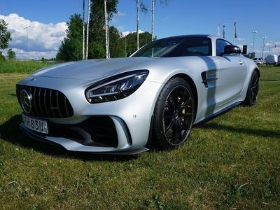 begagnad Mercedes AMG GT R Facelift 585hk / Moms